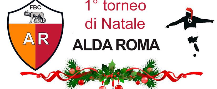 1° torneo di Natale Alda Roma